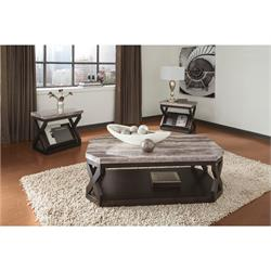One Coffee and 2 end tables T568-13 Image