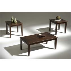 Coffee and End Tables-Franklin Sanibel Sable  30-004-30 Image