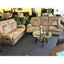 Freno Latte Rambler Console Power Recliner S/L 725-31P-21P Image