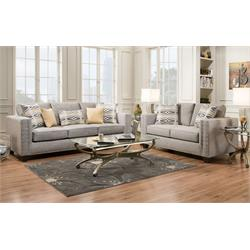 1700 Sofa Paradigm Quarts Cece  Sofa and Love 2210-6210-1702-1703 Image