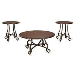 Coffee and 2 end tables T335-13 Image