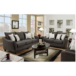 Flannel Seal  Sofa and Love 4040-3853-3852 Image