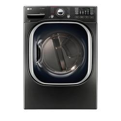 4.5 cu. ft. 27 Inch Front Load Washer Black Steel WM3900HBA Image