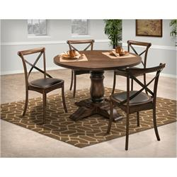Braxton Dining  - Table with 4 chairs D816-13B-5 Image
