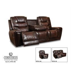 Sofa and Loveseat Reclining  - Tabacco  98701-30-40 Image