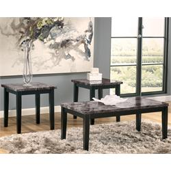 Maysville Coffee and 2 end tables T204-13 Image